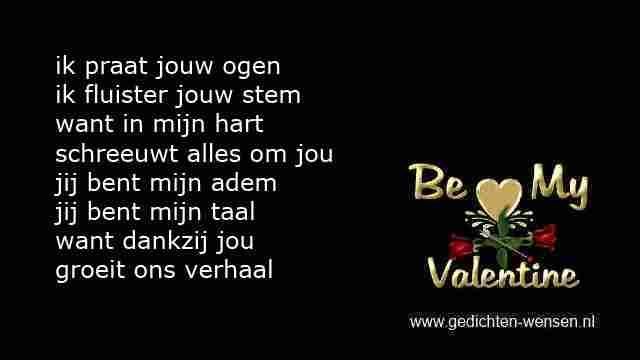 Teksten Valentijn Voor Hem Liefdesgedichten Vriend